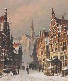 Haarlem 17e eeuw